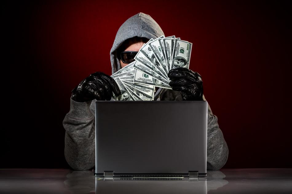 Hacker and money